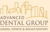 advanced dental group logo