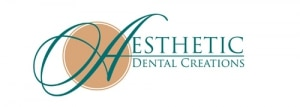 Aesthetic Dental Creations logo