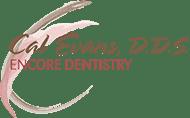 Logo: Cal Evans, Encore Dentistry