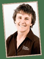 Denture dentist Dr. Gina Deveaux