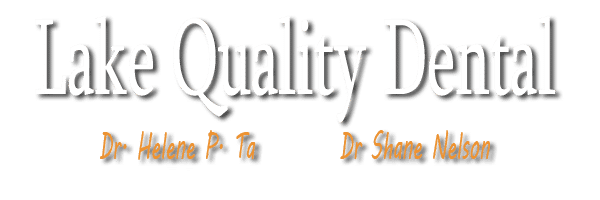 Lake Quality Dental logo