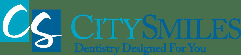 City Smiles, Dentistry Designed For You logo
