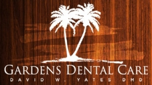 Gardens Dental Care Logo