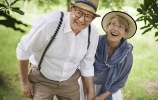 Dating Q & A | FOY® Dentures