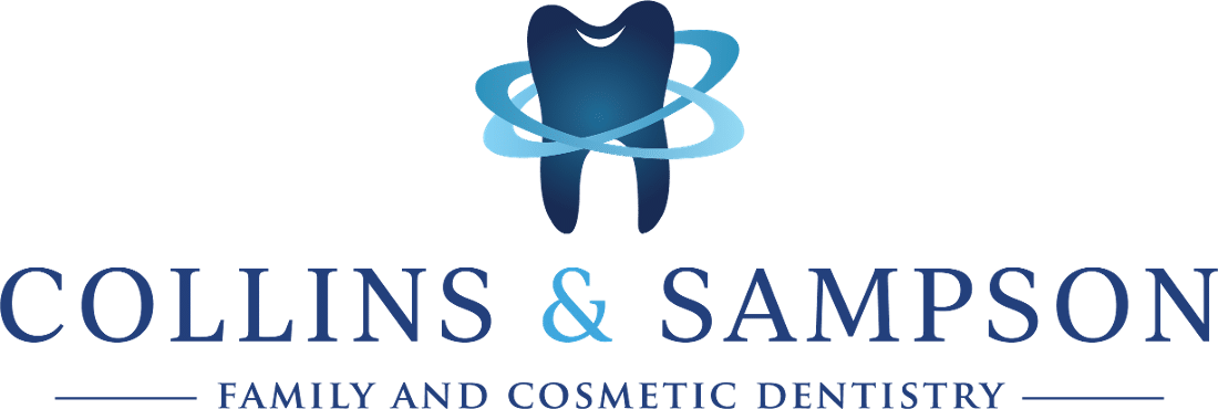 Collins & Sampson Family and Cosmetic Dentistry logo