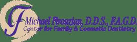 Dr. Michael Firouzian, Center for Family & Cosmetic Dentistry logo